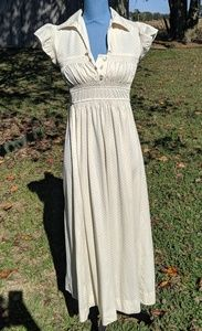 Vintage maxi dress size small 4/6
